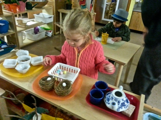 Examining Materials