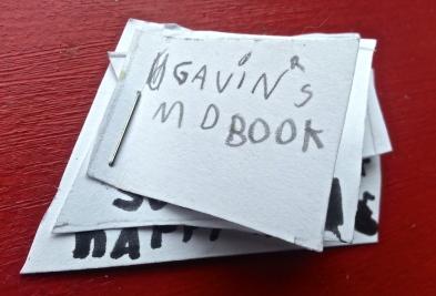 Gavin's Memorial Day Book