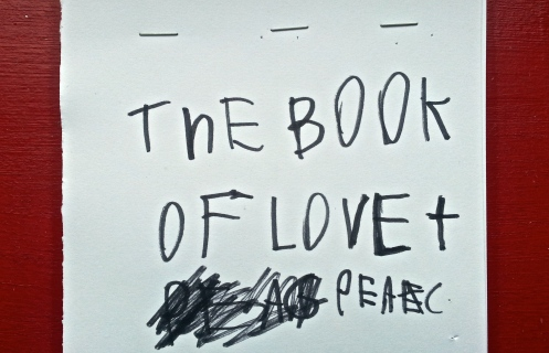 The Book of Love + Peac