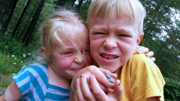 Tree Frog Kids