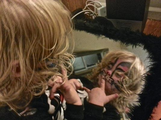 ClaraJane Monkey Cat Face