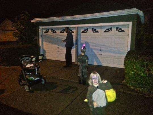 Spooky Poop House
