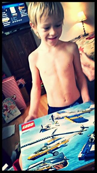 Legos for Him