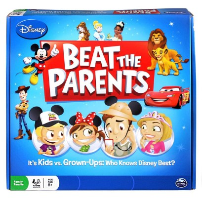 "Because ""Beat the Kids"" wasn't as marketable"