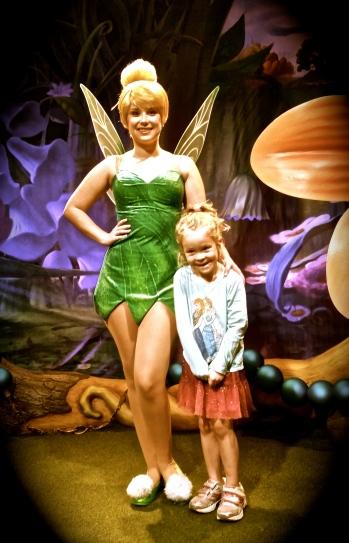 Tinkerbelle & ClaraJane