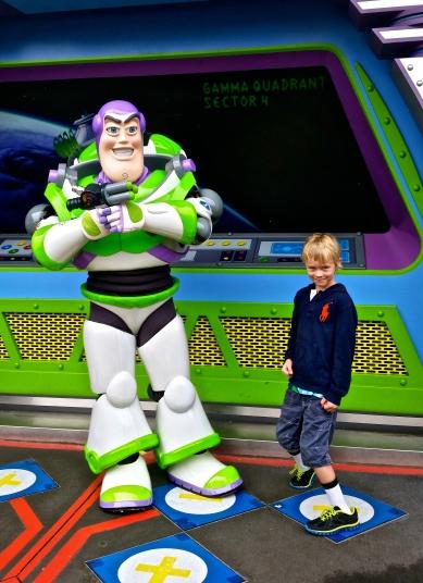 Buzz Lightyear & Gavin