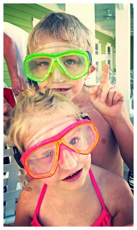 Swim Monkeys