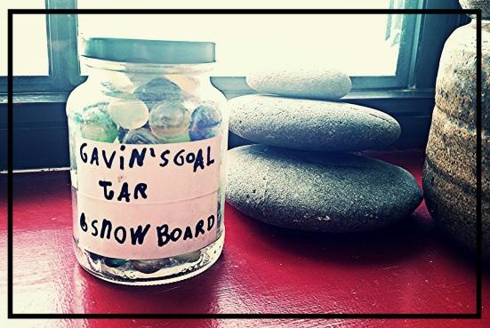 Gavin's Marble Jar