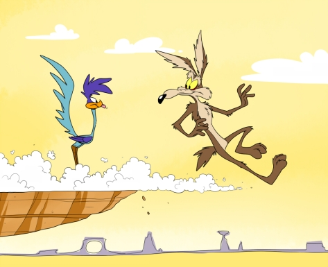Road Runner & Wild E. Coyote