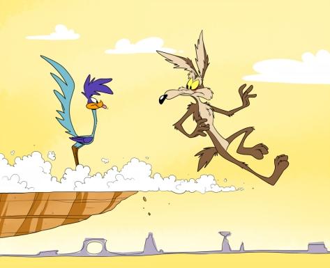 Road Runner & Wild E. Coyote