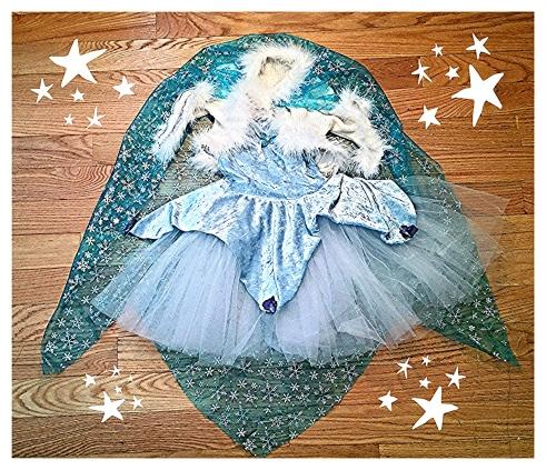ClaraJane's Elsa Costume