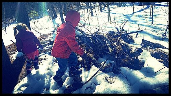 pile o sticks
