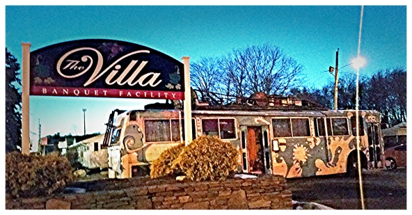 Who needs a Villa when you have a Bus?