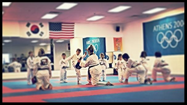 Ax Kick Practice