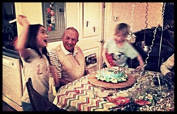 Feliz Cumpleanos Serenade by Olivia