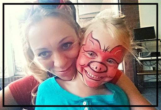 Mommy & Little Pig <3