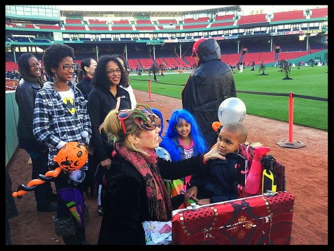 Fenway Face Painting