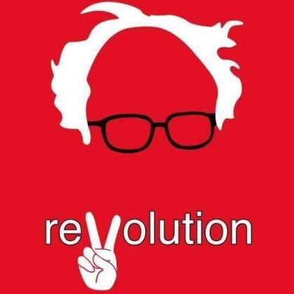#Bernie2016