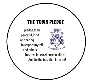 Tobin Pledge ROUND