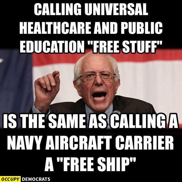 not free stuff.... free ship