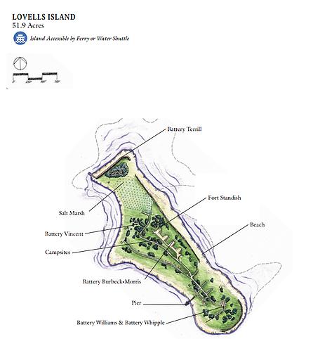 Lovell's Island
