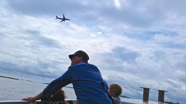 Ferry Plane