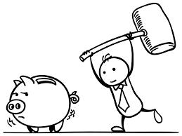 chasing pig