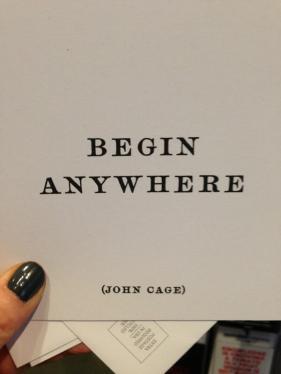 begin-anywhere