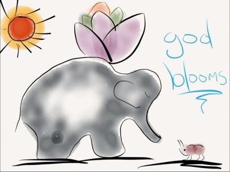 god-blooms