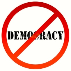 no-democracy