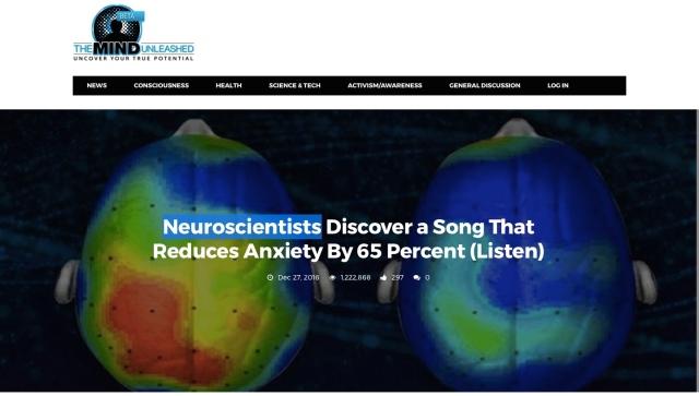 Neuroscience Stress Reduction
