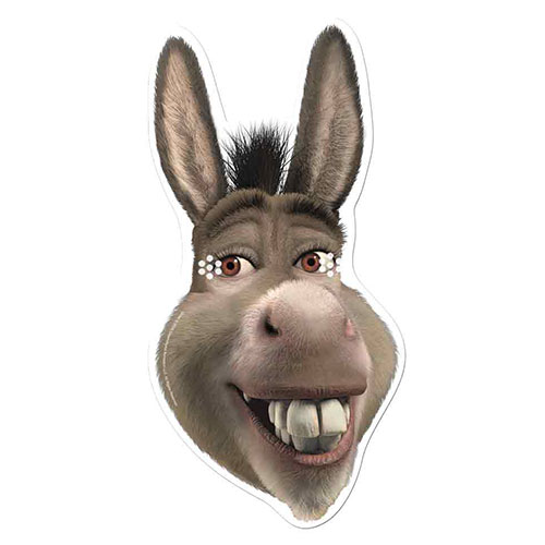 shrek-donkey-cardboard-face-mask-product-image
