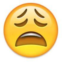 tragedy emoji