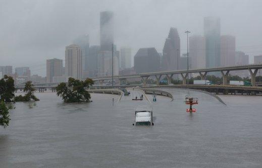 2017-08 Hurricane Harvey Houston