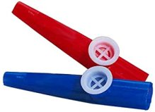 two kazoos