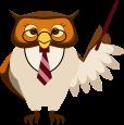 owl professor