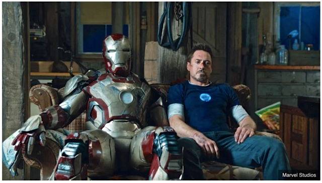 Ironman couch