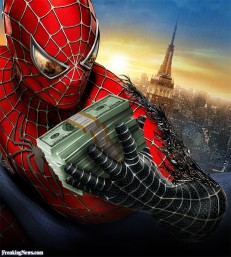 Spiderman-with-Box-Office-Money--35434