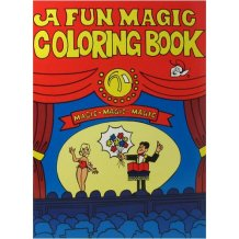 delete magic coloring book