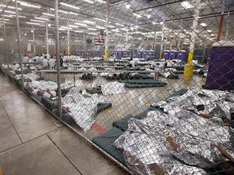 detention center kids