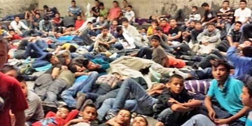 detention center kidsss