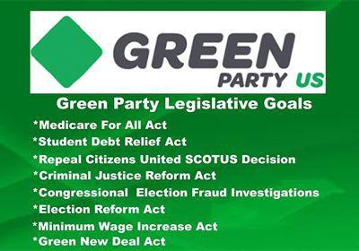 del Green Party