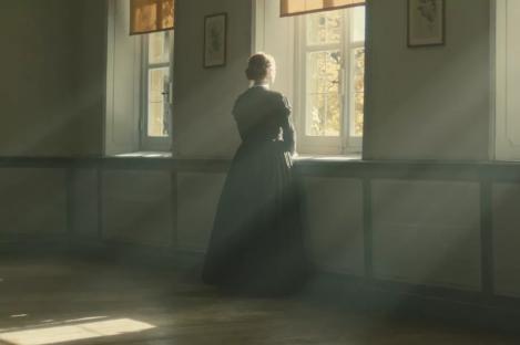 quiet passion Emily Dickenson