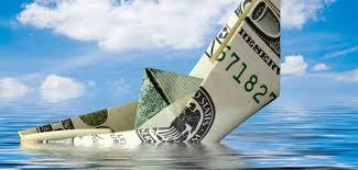 del money titanic