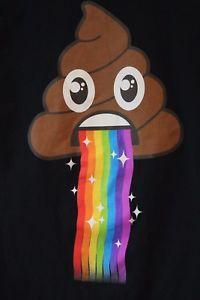del poop emoji vomit