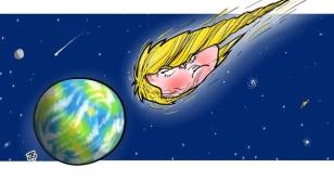 delete outer space trump