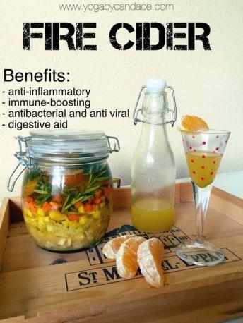 Fire Cider Benefits