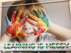 growth mindset - learning is messy