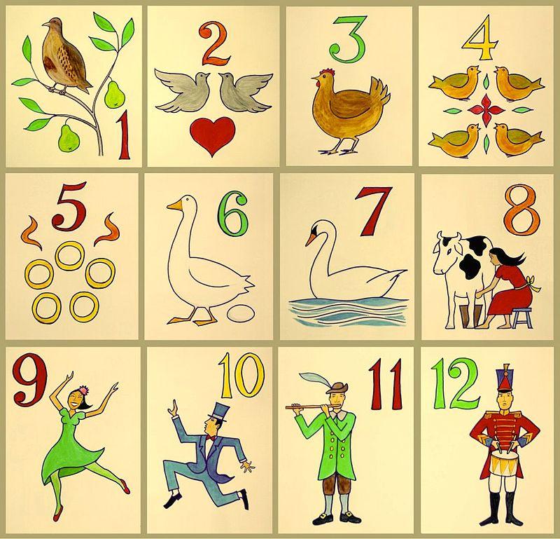 12 Days o Christmas