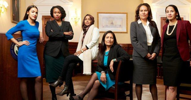 del women of congress